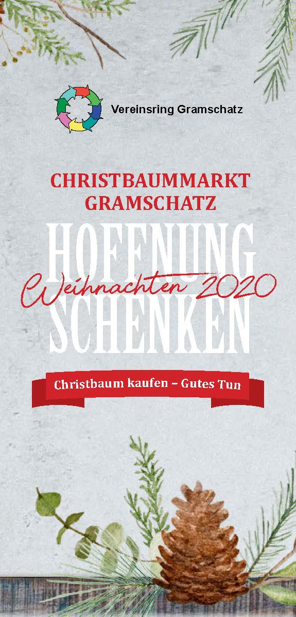 Christbaummarkt 2020